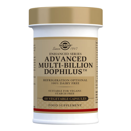 Advanced Multi-Billion Dophilus 60 kapslar