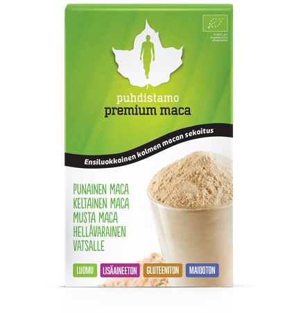 Premium Maca powder 150 g