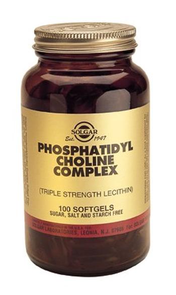 Fosfatidyylikoliini