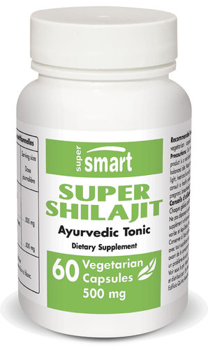 Super Shilajit 250 mg 60 kaps