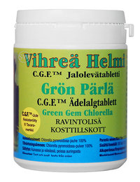 Green Gem Chlorella 500 tabl