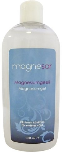 Magnesor-magnesiumchloride oil 250 ml gel