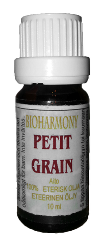Petitgrain oil 10 ml
