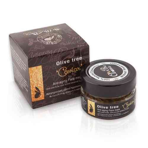 BioAroma Olive tree Caviar Anti-aging Face Mask 65 ml