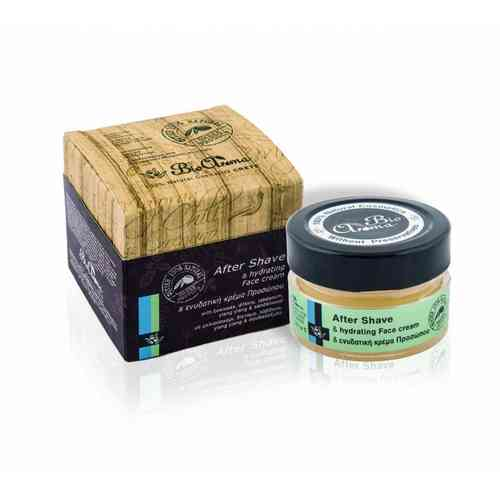 BioAroma After Shave and hydrating Face cream 40 ml