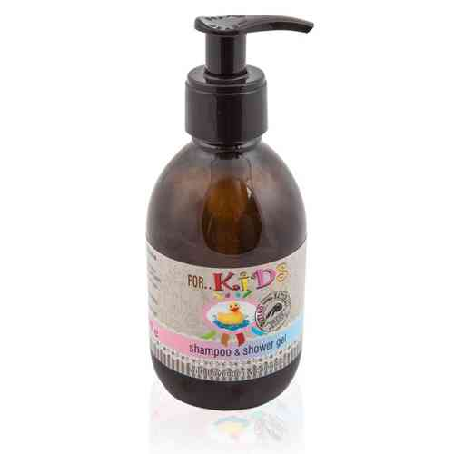 BioAroma Barn Shampo/ Duchgel 250 ml