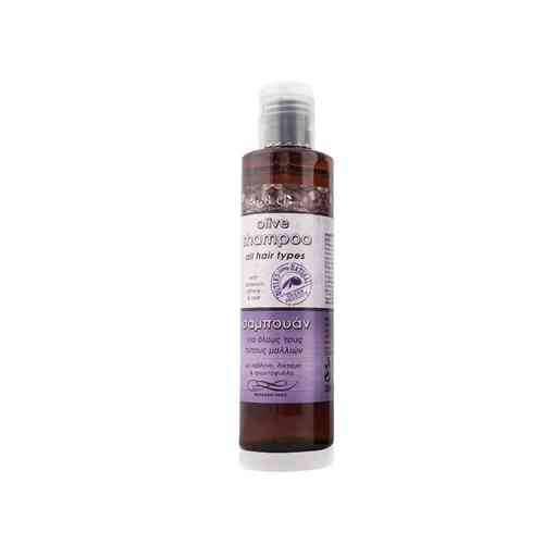 BioAroma Olive Shampoo for all hair types 250 ml
