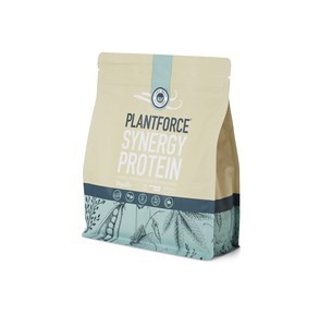 Plantforce Synergy proteiini vanilja 800 g