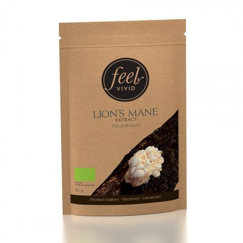 Lion´s Mane extract powder 50 g