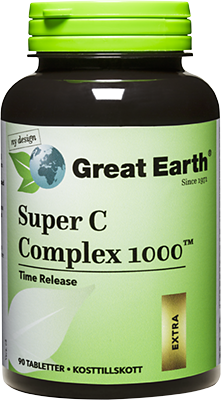 Great Earth Super C Complex 1000, 90 tabl