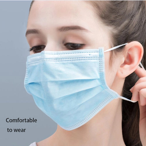 Disposable face mask 50 pieces